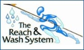 The Reach and wash System