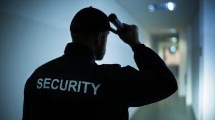 Property Management security officers for Nottinghamshire